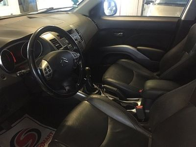 begagnad Citroën C-Crosser 2.2 HDi 7sits, Dragkrok, 4WD, Skinn