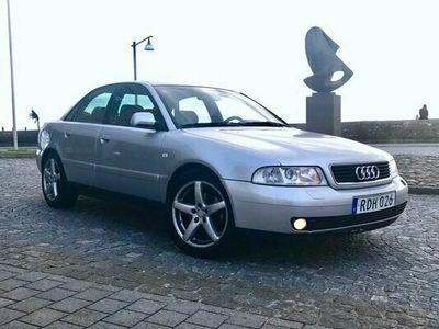 begagnad Audi A4 1.8T -00 Bvsa