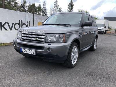begagnad Land Rover Range Rover Sport TDV8 2008, SUV 95 000 kr