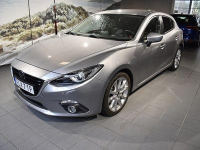 begagnad Mazda 3 ---