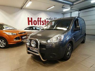 used Peugeot Partner (U) Van 1.6 HDi 114hk 3-sitsig