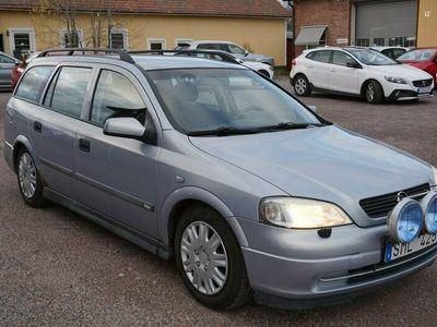 begagnad Opel Astra Caravan 1.6 101hk