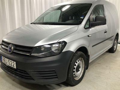 gebraucht VW Caddy 2.0 TDI Skåp (102hk)