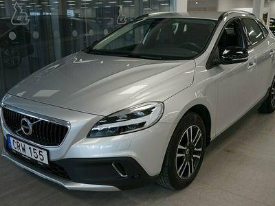 begagnad Volvo V40 CC T3 Business Advanced   VOC 2018, Kombi Pris 199 500 kr