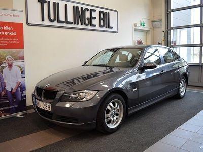 begagnad BMW 320 i Advantage Comfort Lågmil 2007, Sedan 74 900 kr