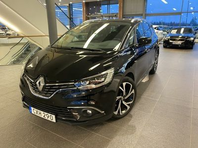 begagnad Renault Grand Scénic Energy dCi 110 BOSE EDC