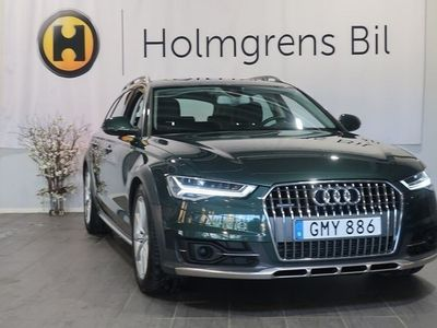 begagnad Audi A6 Allroad 3.0 TDI quattro S-Tronic (218hk) Panoramatak / Drag / Nav