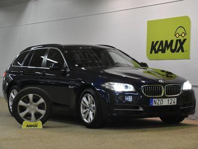 begagnad BMW 520 d Elbaklucka El-Stolar PDC Aut