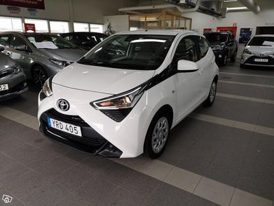 begagnad Toyota Aygo 1.0 X-Play Smartphone Integration