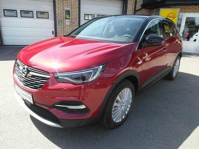begagnad Opel Grandland X Dynamic 1.2T (130hk) AT8 Eur -19