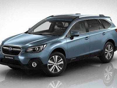 begagnad Subaru Outback 2.5i 4WD CVT Active