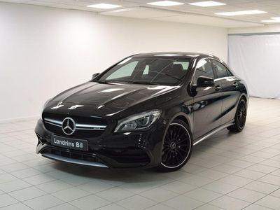 begagnad Mercedes CLA45 AMG AMG4MATIC Coupé Euro 6