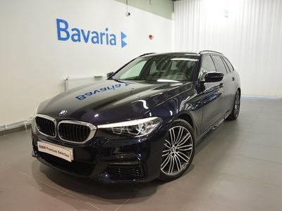used BMW 520 d xDrive Touring Steptronic M Sport Winter Drag