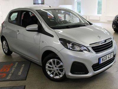 begagnad Peugeot 108 InBusiness 1,0 PureTech 68hk 5D -