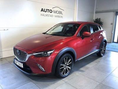 begagnad Mazda CX-3 2.0 Optimum 120 hk