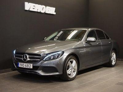 begagnad Mercedes 220 CKombi 4-Matic Avantgarde Värmare Aut Drag Nav
