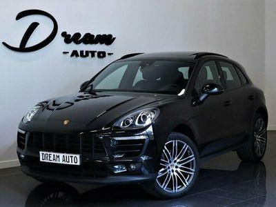 begagnad Porsche Macan SPORTCHRONO FRÅN 2500KR