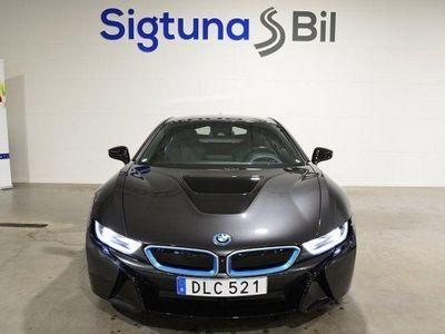 begagnad BMW i8 1.5 + 7.1 kWh Hybrid H&K Headup Euro 6 362hk