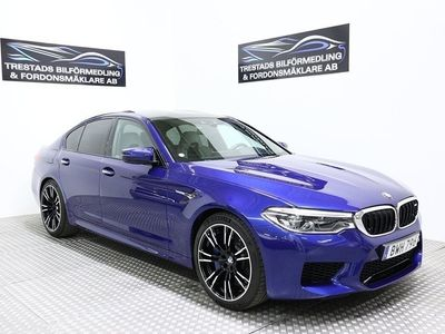 begagnad BMW M5 600HK G30 XDRIVE DRAG BOWERS 6110kr/mån