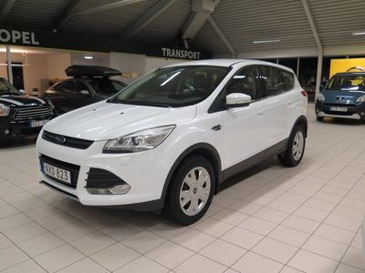 second-hand Ford Kuga 2.0 TDCi AWD 150hk