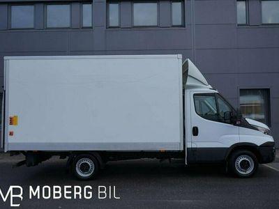begagnad Iveco Daily Chassis 2.3 JTD Aut Volymskåp BG-Lyft Webasto B-Kamera