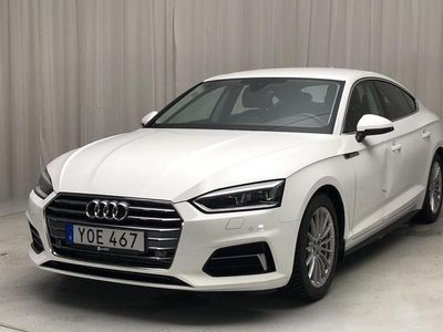begagnad Audi A5 Sportback 2.0 TFSI