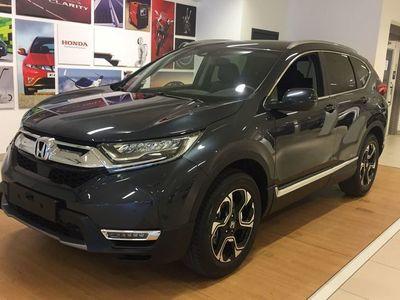 begagnad Honda CR-V LIFESTYLE 7-SITS 4WD *KAMPANJ*