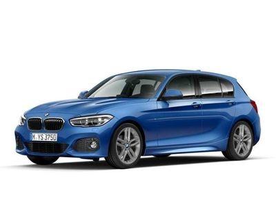 begagnad BMW 118 i 5dr M-Sport/ Hifi/ V-Hjul