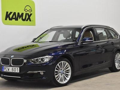 begagnad BMW 328 i Touring Luxury Line Drag (245hk)
