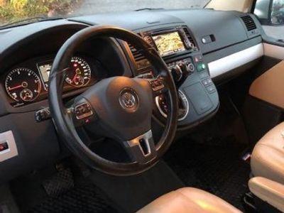 gebraucht VW Multivan 2.0 TDI 4Motion DSG Sekv 180hkr -10