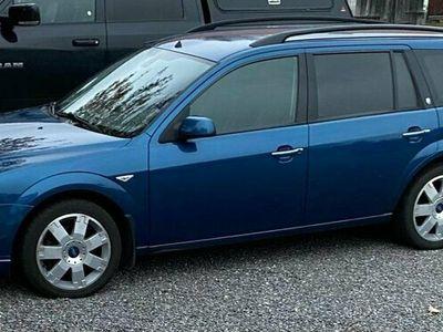 begagnad Ford Mondeo Kombi 2.2 TDCi Ghia