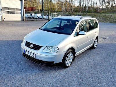 begagnad VW Touran 1.4 TSI 140hk