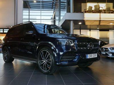 begagnad Mercedes GLS400 - BenzAMG 4Matic Leasebar