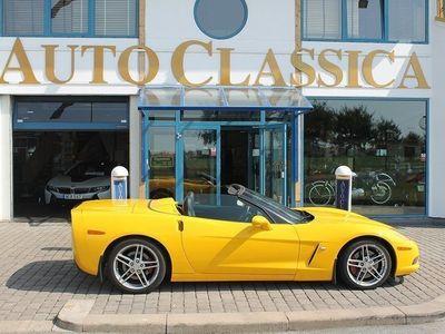 usata Chevrolet Corvette C6 Cab