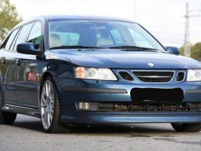 begagnad Saab 9-3 Aero SportCombi 2.8 Turbo V6 Aero