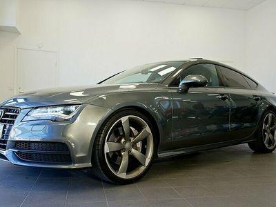 begagnad Audi A7 3.0 TFSI V6 Quattro S-Line Sv-S / OBS SPEC /Taklucka
