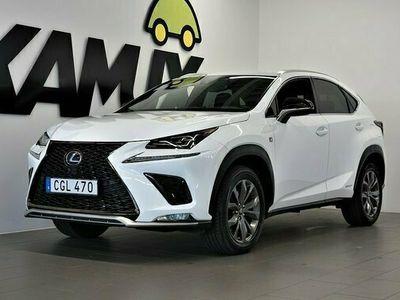 begagnad Lexus NX300h | AWD | F-Sport | Navi 2018, SUV Pris 359 900 kr