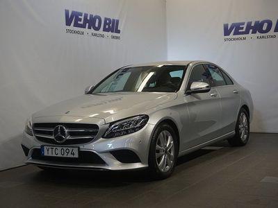 begagnad Mercedes C200 Avantgarde Aut Backkamera Värmare Navi Drag
