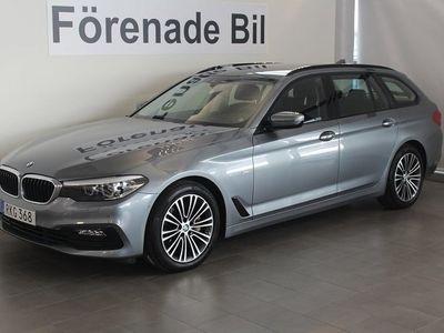 begagnad BMW 530 d Aut Sport Line Navi Dragkrok