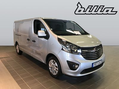 used Opel Vivaro 120hk L2H1