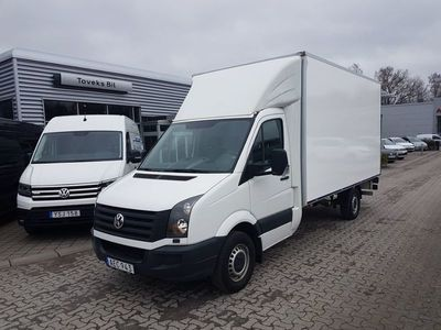 begagnad VW Crafter Chassi EH 35 163 TDI 432 35 EHY LH120