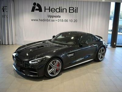 begagnad Mercedes AMG GT C //557hk//Dynamic Plus//Distronic