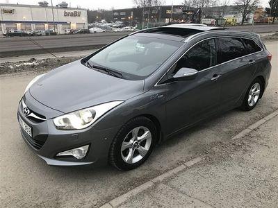 begagnad Hyundai i40 1,7 CRDI PREMIUM GPS PANORAMA