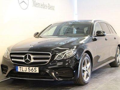 begagnad Mercedes E300 T PLUG-IN Kombi Plug-In, AMG Line, Förklimatisering