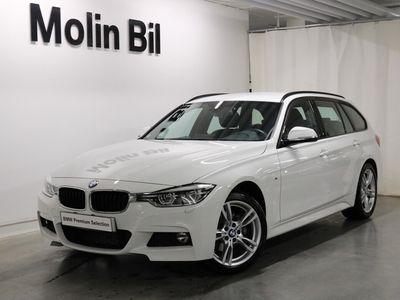 begagnad BMW 320 d xDrive / M-Sport / Drag