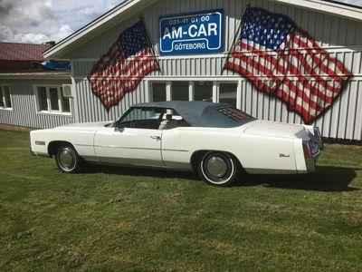 begagnad Cadillac Eldorado Cabriolet -76