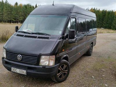 gebraucht VW LT 35 Turnebuss/orkesterbuss -03