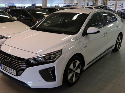 begagnad Hyundai Ioniq Plug-in 1,6 Premium