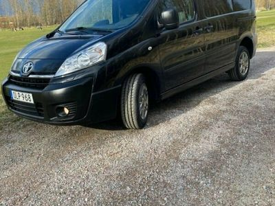 begagnad Toyota Proace X