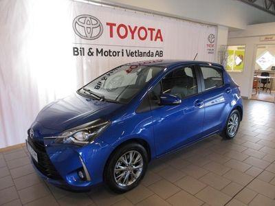 begagnad Toyota Yaris 1.5 Active 5-dörr